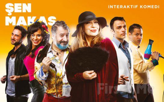 Guiness Rekorlar Kitabı'na Geçen Şen Makas Tiyatro Oyun Bileti