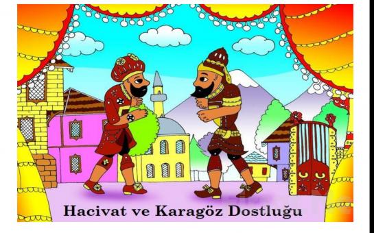 Çocuklarınız için Hacivat ile Karagöz Dostluğu Oyun Bileti!