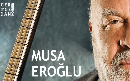 25 Nisan'da Mall of İstanbul Moi Sahne'de Musa Eroğlu Konser Bileti