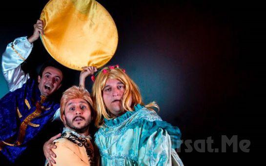 İnteraktif Komedi Shakespeare'in Bütün Eserleri Tiyatro Oyun Bileti