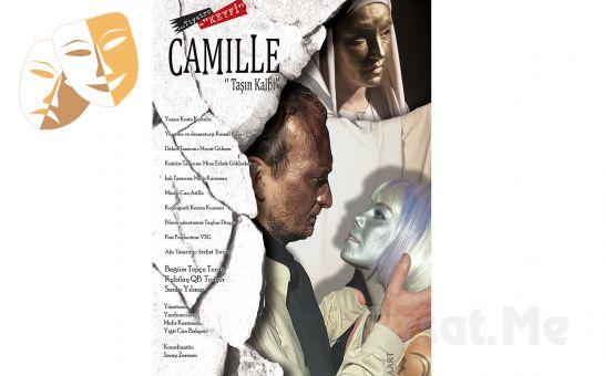 Tiyatro Keyfi Oyuncularından Camille Tiyatro Oyun Bileti