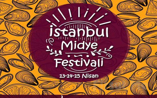 Beyoğlu Sanat Performance'ta 13-14-15 Nisan'da İstanbul Midye Festivali Bileti
