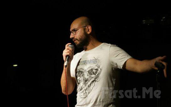 Bi'mekan Sahne'de Mustafa sağır'dan Sağır Duymaz Uydurur Tek Kişilik Gösteri Biletleri