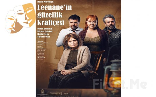 Ünlü ve Usta Sanatçılardan Leenane'in Güzellik Kraliçesi Tiyatro Oyun Bileti