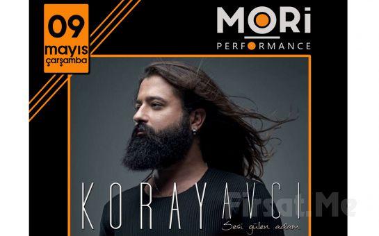 Mori Performance'ta 9 Mayıs'ta Koray Avcı Konser Bileti