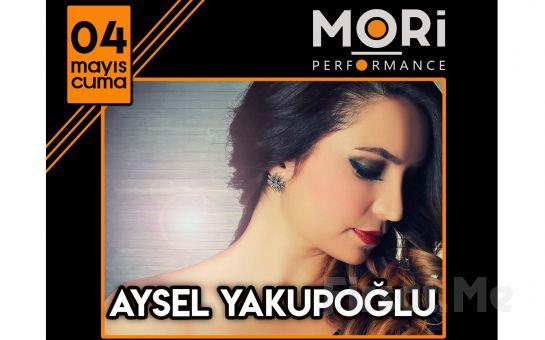 Mori Performance'ta 4 Mayıs'ta Aysel Yakupoğlu Konser Bileti