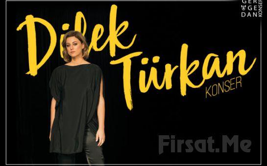 İzmir AKM Yunus Emre Salonu'nda 2 Haziran'da Dilek Türkan Konser Bileti