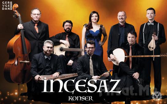 İstanbul Müziği Topluluğu 'İncesaz' Konser Bileti