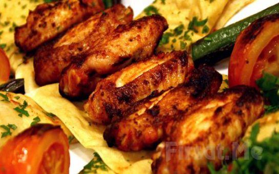 Beykoz Yazlık Fener Cafe ve Restaurant'ta Leziz Izgara Menü