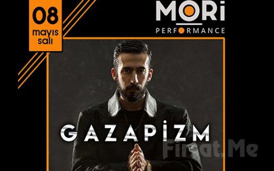 Mori Performance'da 8 Mayıs'ta Gazapizm Konser Bileti