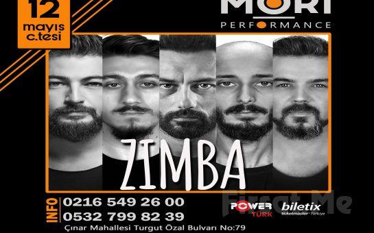 Mori Performance'da 12 Mayıs'ta Zımba Konser Bileti