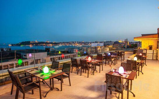 Nidya Hotel Galataport'ta Birbirinden Leziz İftar Menüleri