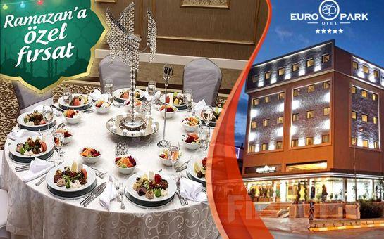 Beylikdüzü Euro Park Otel'de Ramazana Özel İftar Menüleri