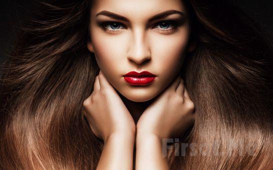 Nişantaşı Roza Make-Up Studio'dan Kaş, Saç veya Kirpik Vitamin Uygulaması