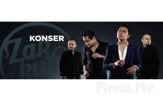 Beyoğlu Sanat Performance'ta 6 Temmuz'da Zakkum Açık Hava Konseri Giriş Bileti