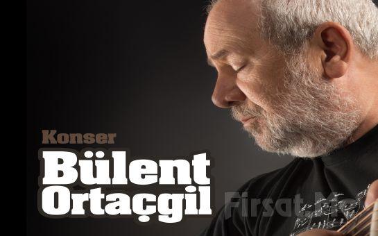 Beyoğlu Sanat Performance'ta 3 Ağustos'ta Bülent Ortaçgil Açık Hava Konser Bileti