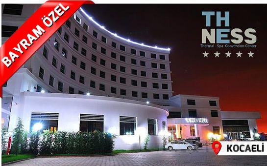 5 Yıldızlı The Ness Thermal Otel'de Konaklama Seçenekleri, Açık Havuz, Termal Havuz, SPA Kullanımı (Bayramda Geçerli)