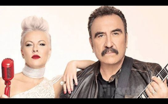 Beyoğlu Sanat Performance'ta 14 Temmuz'da Ümit Besen & Pamela Açık Hava Konseri Giriş Bileti