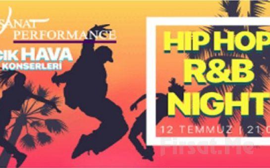 Beyoğlu Sanat Performance'ta 12 Temmuz'da Hip-Hop Party Açık Hava Konseri Giriş Bileti