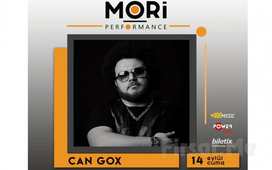 Mori Performance'ta 14 Eylül'de Can Gox Konser Bileti