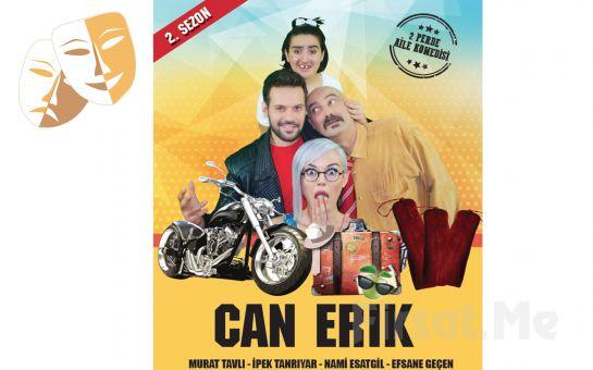 Tiyatroname Esatgil Oyuncuları'ndan CAN ERİK Komedi Tiyatro Oyun Biletleri