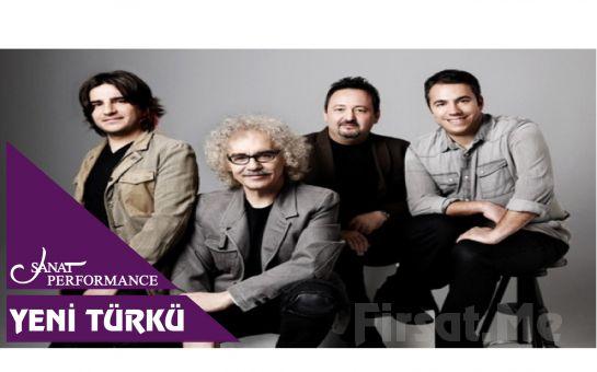 Beyoğlu Sanat Performance'ta 19 Ekim'de Yeni Türkü Açık Hava Konser Bileti