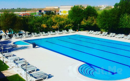 Gölbaşı Gold & Garden'da Aquapark Girişi ve Tüm Gün Havuz Keyfi