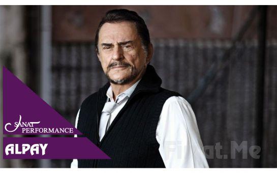 Beyoğlu Sanat Performance'ta 11 Temmuz'da Alpay Açık Hava Konseri Bileti