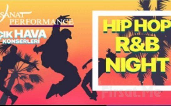 Beyoğlu Sanat Performance'ta Her Perşembe Hip-Hop Party Açık Hava Konseri Giriş Bileti