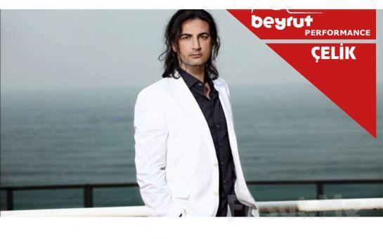 Beyrut Performance Kartal Sahne'de 3 Ağustos'ta ÇELİK Konser Giriş Bileti