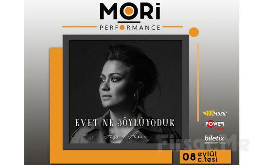 Mori Performance'da 8 Eylül'de Evet Ne Söylüyorduk Konser Bileti