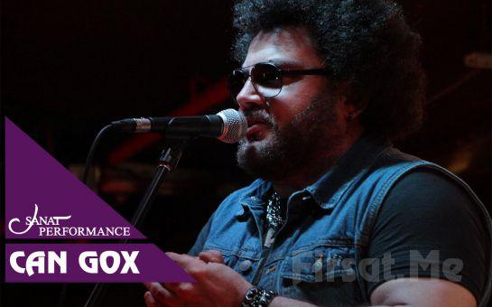 Beyoğlu Sanat Performance'ta 3 Ekim'de CAN GOX Açık Hava Konseri Giriş Bileti