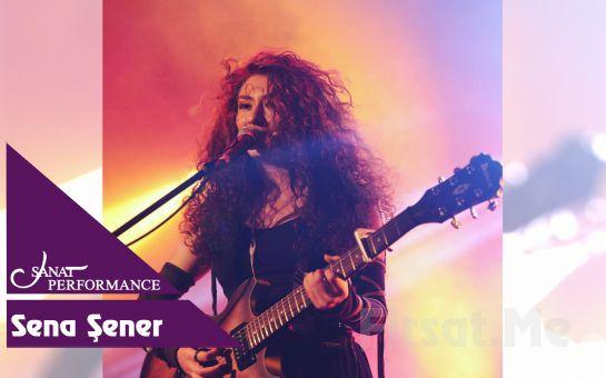 Beyoğlu Sanat Performance'ta 7 Aralık'ta Sena Şener Konser Bileti