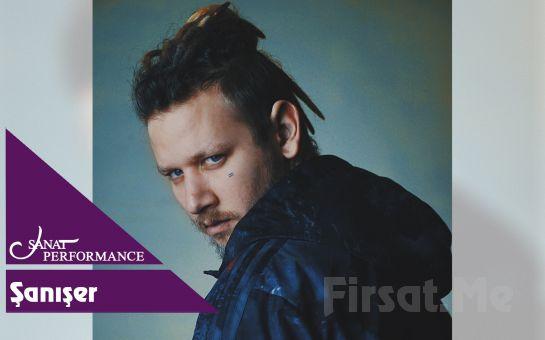 Beyoğlu Sanat Performance'ta 25 Ağustos Şanışer Açık Hava Konser Bileti