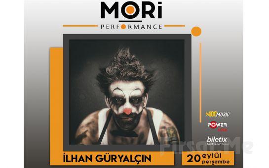 Mori Performance'ta 20 Eylül'de İlhan Güryalçın Konser Bileti