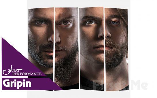 Beyoğlu Sanat Performance'ta 9 Mart'ta Gripin Konser Giriş Bileti