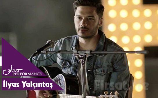 Beyoğlu Sanat Performance'ta 9 Kasım'da İlyas Yalçıntaş Konser Giriş Bileti