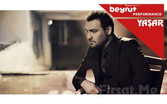 Beyrut Performance Kartal Sahne'de 8 Eylül'de Yaşar Konser Bileti