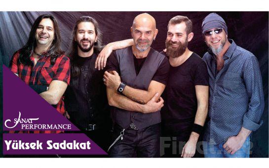 Beyoğlu Sanat Performance'ta 28 Eylül'de Yüksek Sadakat Açık Hava Konser Bileti