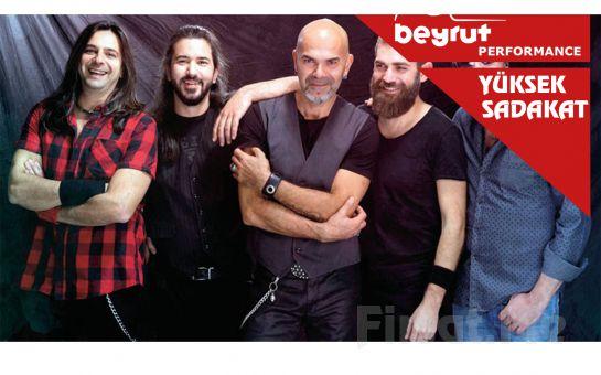 Beyrut Performance Kartal Sahne'de 14 Eylül'de Yüksek Sadakat Konser Bileti