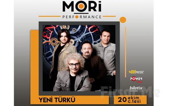 Mori Performance'ta 20 Ekim'de Yeni Türkü Konser Bileti