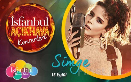 İsfanbul'da 15 Eylül'de Simge Sağın Açık Hava Konser Bileti