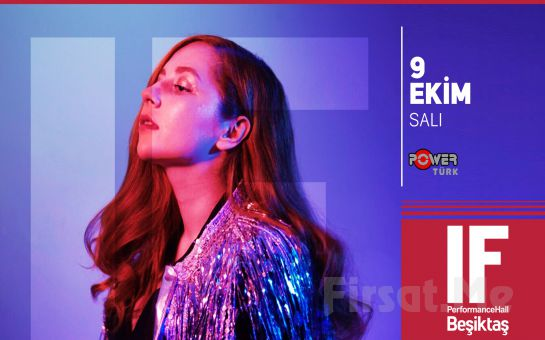 IF Performance Hall Beşiktaş'ta 9 Ekim'de Nova Norda Konser Bileti