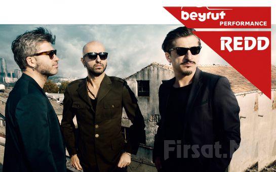 Beyrut Performance Kartal Sahne'de 26 Ekim'de Redd Konser Bileti