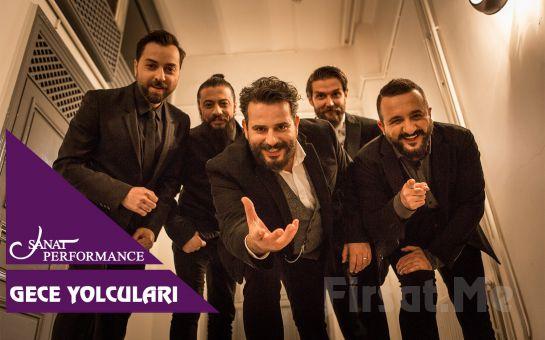 Beyoğlu Sanat Performance'ta 5 Ekim'de Gece Yolcuları Konser Bileti