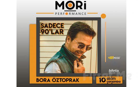Mori Performance'ta 10 Ekimde Bora Öztoprak Konser Bileti
