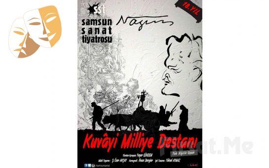 Nazım Hikmet'in Kaleminden 'Kuvayi Milliye Destanı' Tiyatro Oyun Bileti