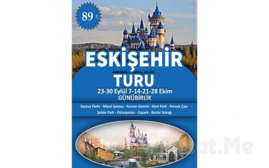 Asso Tur'dan Her Pazar Kahvaltı Paketi Dahil Eskişehir Turu