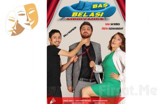 Onuncu Köy Tiyatro'dan Bir Deli Komedi 'Baş Belası' Tiyatro Oyun Bileti