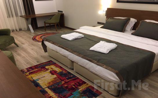 Tryp Ankara Oran Otel'de Çift Kişilik Konaklama Seçenekleri